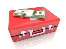 Cash aid emergency Stock Photo