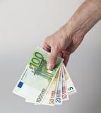 Cash back Stock Image