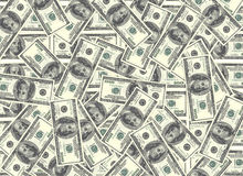 Cash background Royalty Free Stock Images