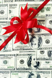 Cash background Stock Images