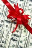 Cash background Stock Image