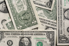 Cash Background Royalty Free Stock Image