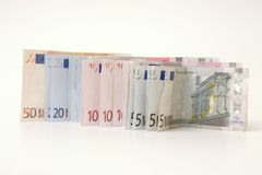 Cash background Stock Photo