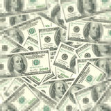 Cash Background Stock Photos
