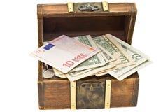 Cash box Royalty Free Stock Image