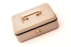 Cash box Stock Image
