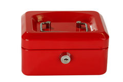 Cash box Royalty Free Stock Images