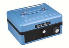 Cash box Stock Photo