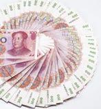 Cash of China  RMB100 Royalty Free Stock Image