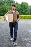 Cash on Delivery guy Royalty Free Stock Image
