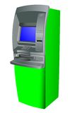 Cash dispense Stock Images