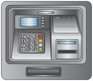 Cash dispenser Royalty Free Stock Images