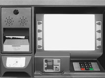 Cash dispenser Royalty Free Stock Photo
