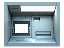 Cash dispenser Stock Photography