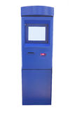 Cash dispenser. The image of cash dispenser Royalty Free Stock Photo