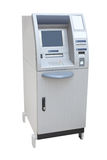 Cash dispenser. The image of a cash dispenser Royalty Free Stock Photography