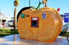 Free Cash Dispenser In Bodrum ,Turkey Stock Photography - 47485242