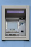Cash dispensing machine Stock Photography
