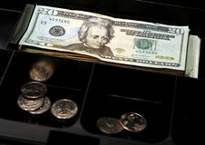 Cash Drawer Stock Photography