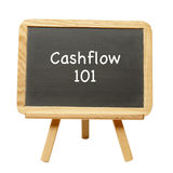 Cash flow royalty-vrije stock foto's