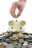 Cash flow Royalty-vrije Stock Afbeelding