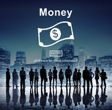 Cash Flow Business Money Financial Concept Royalty Free Stock Photography