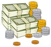 Cash Stock Photography