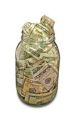 Cash Jar Stock Images