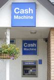 Cash machine Royalty Free Stock Photo