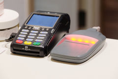 Cash machine immagine stock