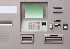 Cash machine Royalty Free Stock Image