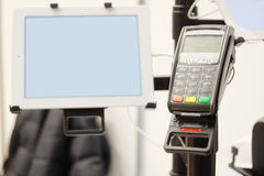 Cash machine Royalty Free Stock Photos