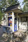 Cash machine in Zakopane Fotografia Stock Libera da Diritti