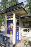 Cash machine in Zakopane in Polonia Fotografie Stock Libere da Diritti
