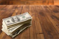 Cash Money Royalty Free Stock Photography