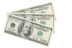 Cash money hundred dollars USD Stock Photo