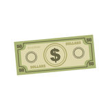 Cash money icon image. Vector illustration design Royalty Free Stock Photography