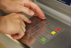 Free Cash Point 01 Royalty Free Stock Images - 5293729