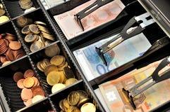 Cash register. Stock Photos