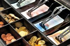 Cash register. Royalty Free Stock Photo