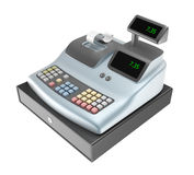 Cash register isolated Stock Images
