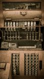 Cash register Jerome Arizona Ghost Town Royalty Free Stock Photo