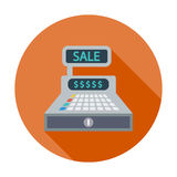 Cash register Royalty Free Stock Images