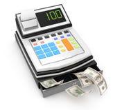 Cash register Royalty Free Stock Photos