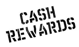 Cash Rewards rubber stamp Royalty Free Stock Images