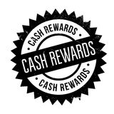 Cash Rewards rubber stamp Stock Photos