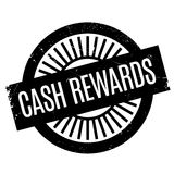 Cash Rewards rubber stamp Royalty Free Stock Photo