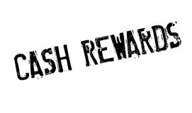 Cash Rewards rubber stamp Royalty Free Stock Image