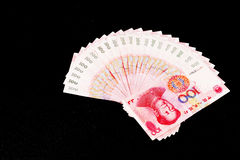 Cash of RMB Stock Photography