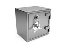 Cash safes closeup Stock Photography